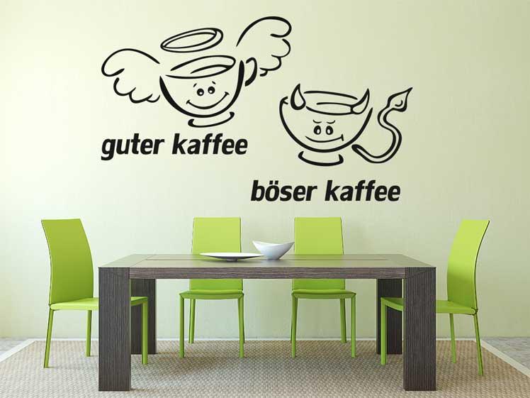 Guter Kaffee Böser Kaffee