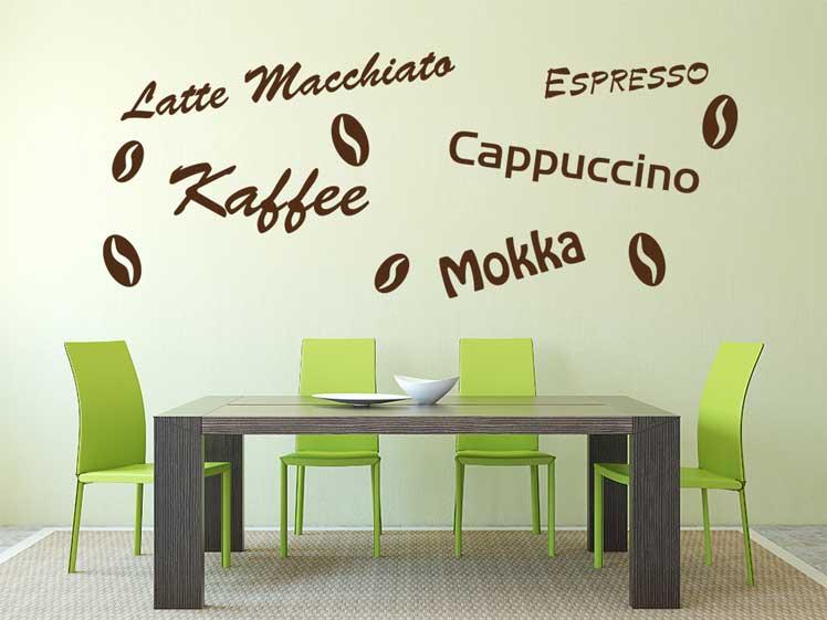 Kaffee Espresso Mokka etc.