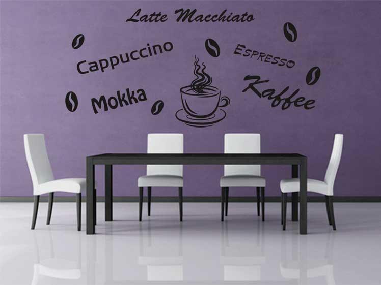Kaffee Schriften