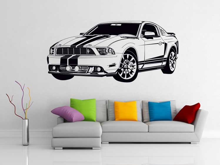 Auto Mustang GT Shelby